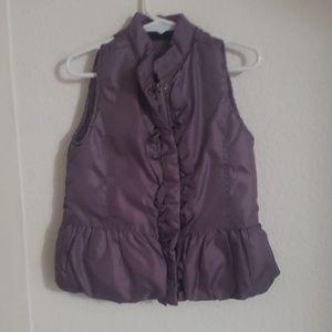 Kids 4t puffy vest